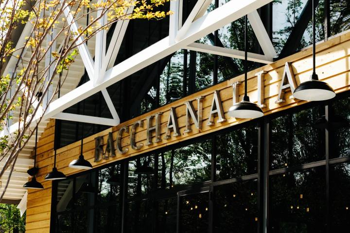 Anniversary Dinner at Bacchanalia
