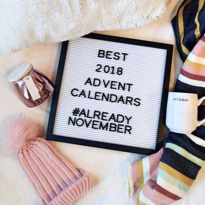 Best 2018 Advent Calendars