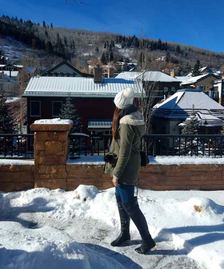 Thanksgiving Trip to Park City, Utah