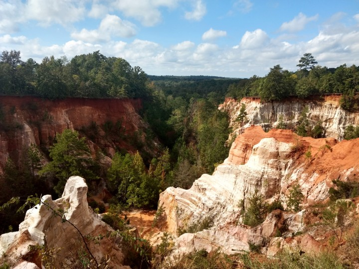 Day Trip to Providence Canyon