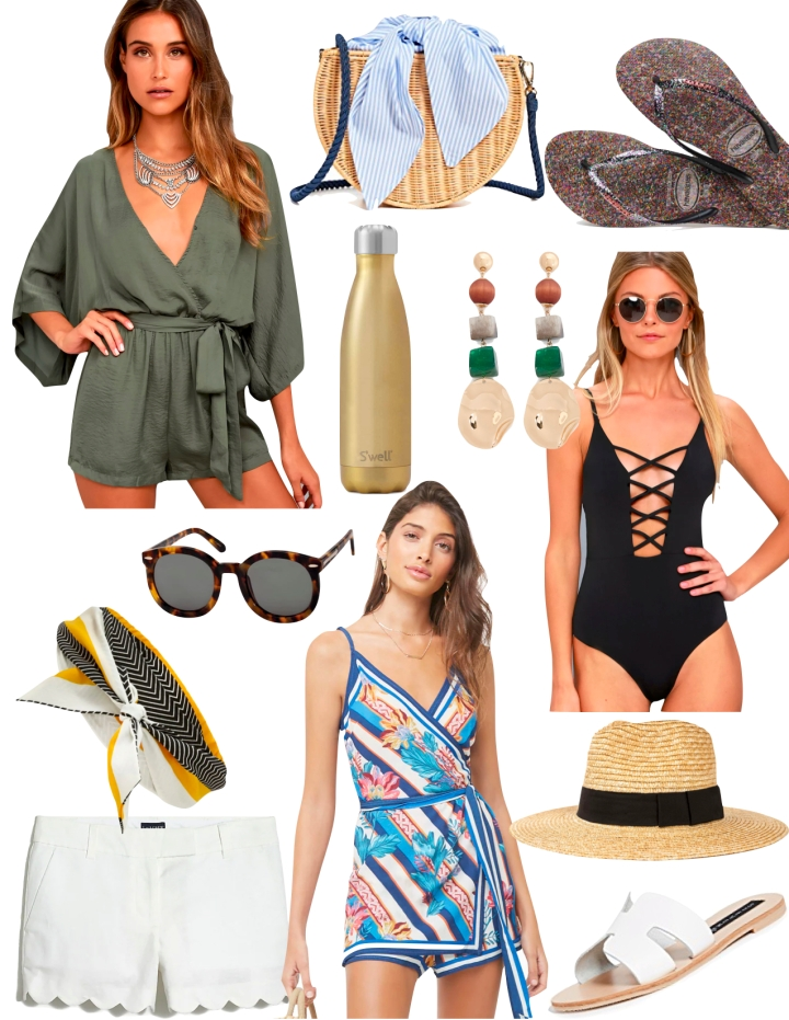 Vacation Vibes Wish List
