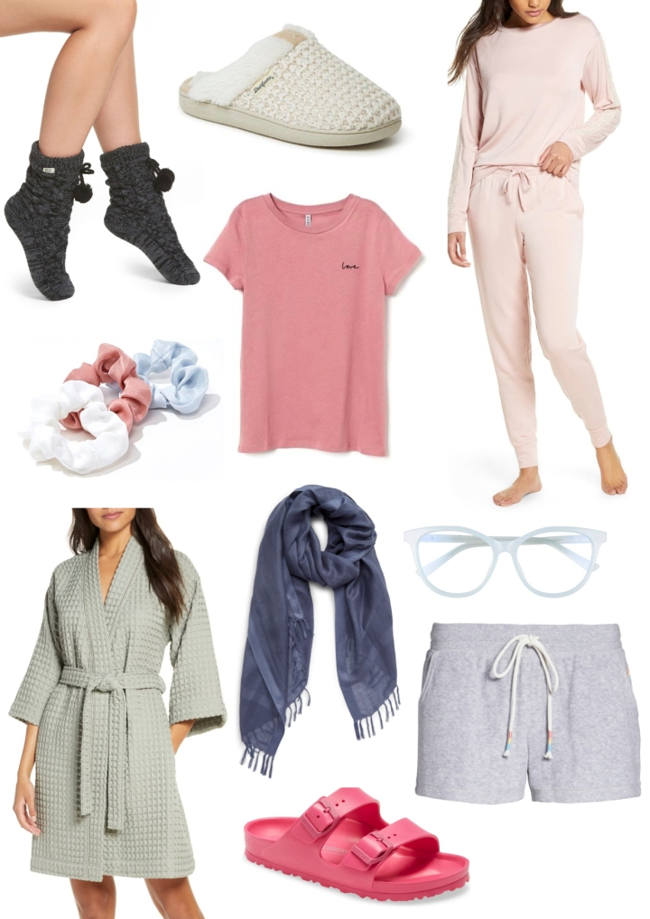 Comfy Clothes to Stay At Home Wishlist