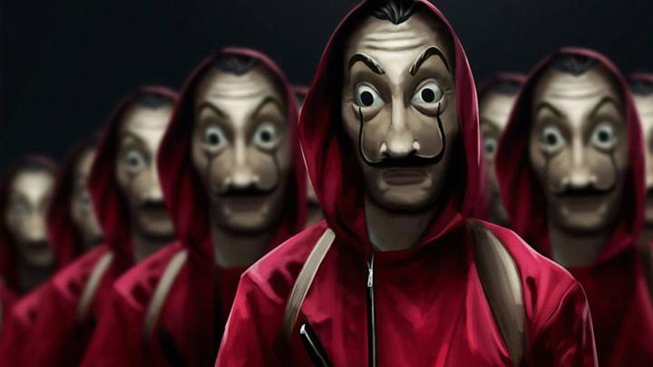 Money-Heist-Mask