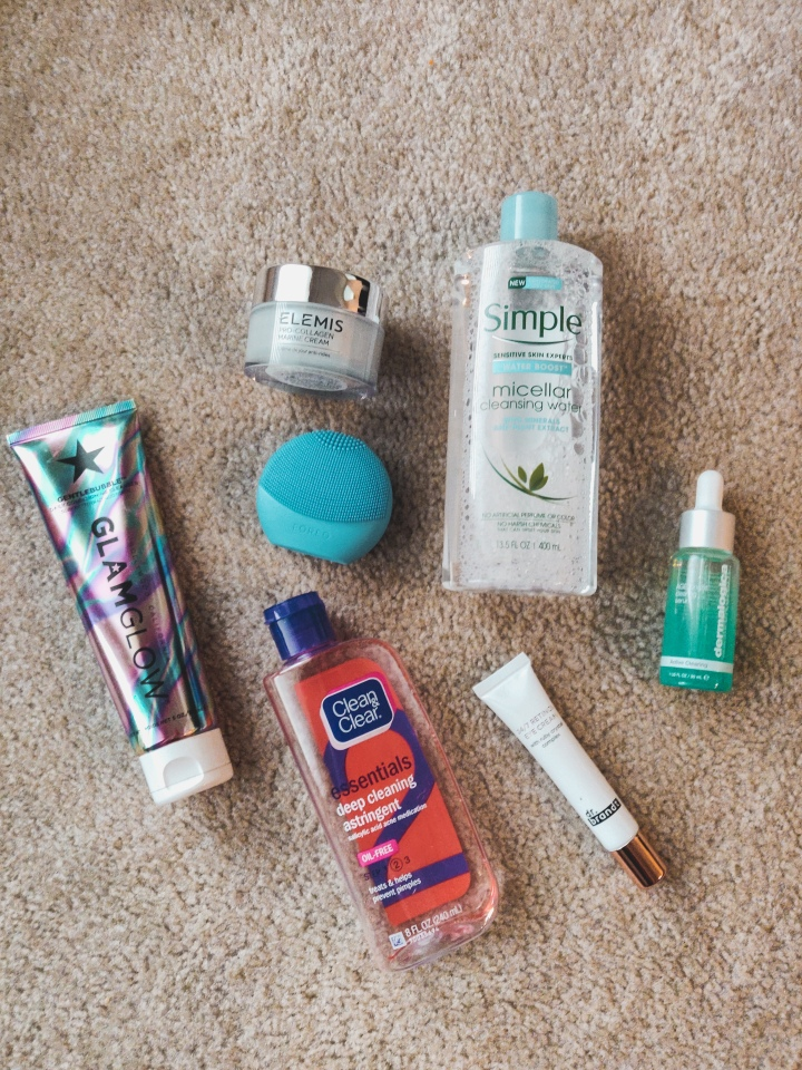 My Current Skincare Favorites