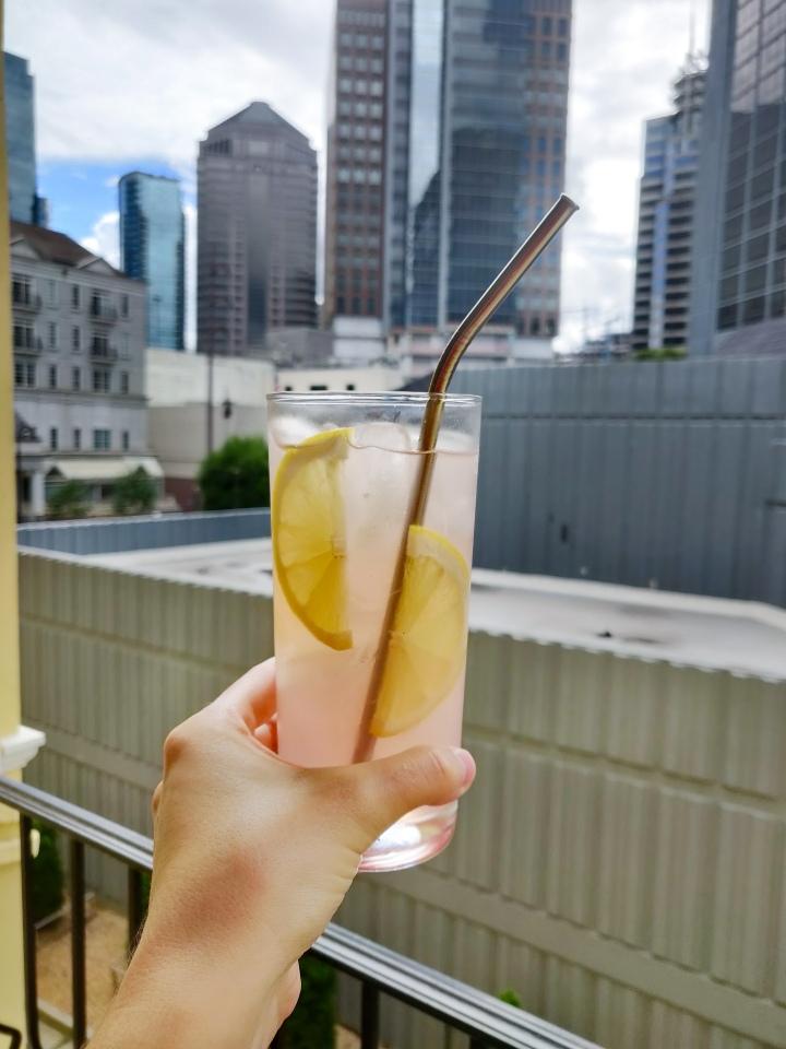 Pink Lemonade VodkaCocktail