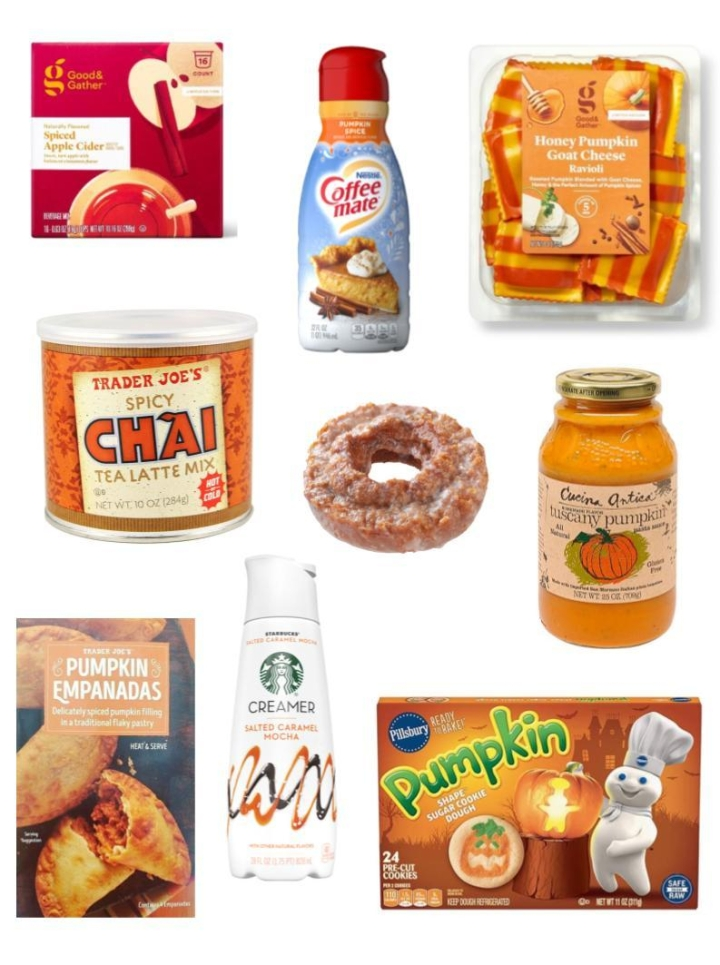 Fall-Flavored Food I Really Want to Try