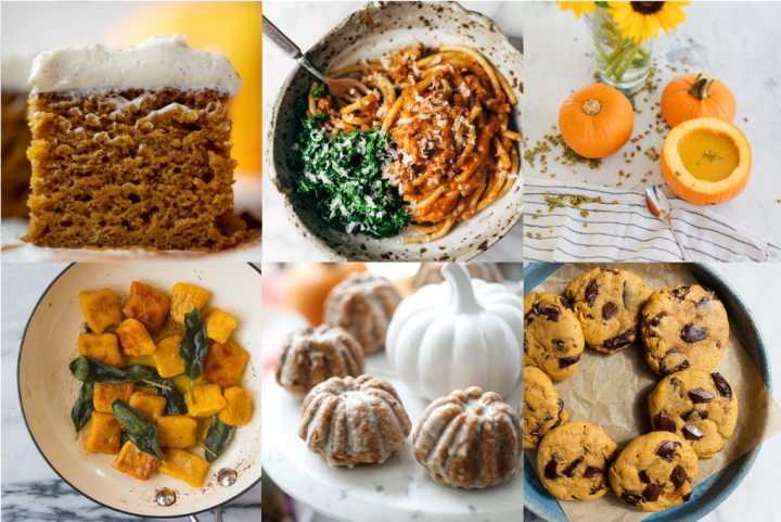 6 Pumpkin Recipes to Try ThisFall